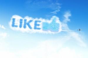 like thumbs up Facebook