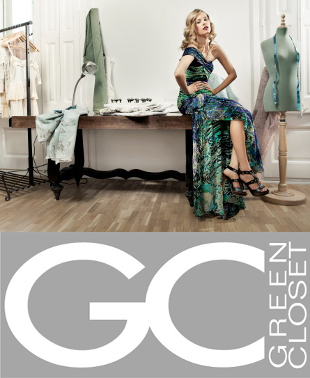 creative concepts, green closet
