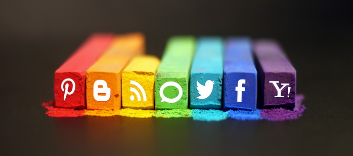 social media icons from mkhmarketing